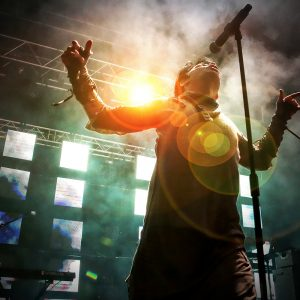 Gary Numan - Savage Tour 2017